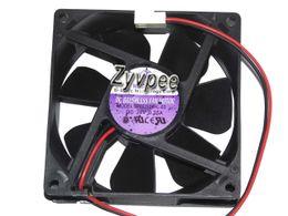 $enCountryForm.capitalKeyWord Australia - SP802524HL-03 24V 0.25A 4000RPM 52.5CFM 80*80*25mm 2 Wires 2Pins Sleeve bearing case fan cpu cooler