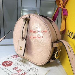$enCountryForm.capitalKeyWord Australia - handbags purses New style womans Handbags Shoulder bags solid color Chain Leather Lady Shell bag crossbody bag Egg modeling Purse ba-l2