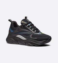 Siyah B22 Sneakers Dana derisi Eğitmenler Klasik Siyah Erkekler Kadınlar Düz Tuval Sneaker Retro Patchwork Lüks Casual Sneaker Toptan A indirimde