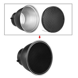 $enCountryForm.capitalKeyWord Australia - Photography Reflector Diffuser Lamp Shade Dish with 60° Honeycomb Grid for Bowens Mount Studio Strobe Flash Light Speedlite