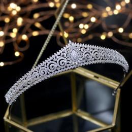 $enCountryForm.capitalKeyWord Australia - 2018 New Design Wedding Tiaras Bridal Headpiece Bride Hair Jewelry Queen Crowns Tocado Novia Wedding Hair Accessories Y19051302
