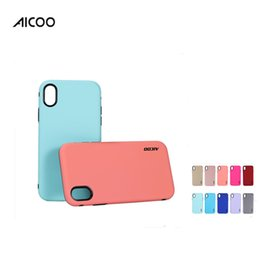 Red wine light online shopping - Aicoo in Hybrid commuter Phone Cases Shockproof Protective Cover For Samsung Note9 j8 iPhone Xs Max Huawei Mate OPP Bag
