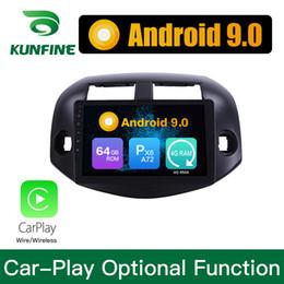 $enCountryForm.capitalKeyWord Australia - Android 9.0 Ram 4G Rom 64G PX6 Cortex A72 Car DVD GPS Multimedia Player Car Stereo Navigetion For Toyota RAV4 2007-2012 Radio