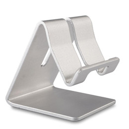 $enCountryForm.capitalKeyWord NZ - Hot Sale Universal Aluminum Metal Cell Phone Tablets PC Desk Stand Holder Support Bracket For iPhone x 8and Sumsung