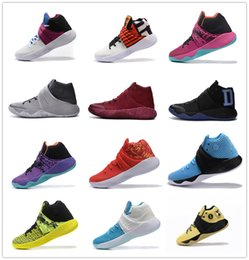 Kyrie Basketball Shoes Australia - 2019 New Irving 2 Basketball Shoes for  Cheap Sale Sneakers Sports d4e418e1f1b1