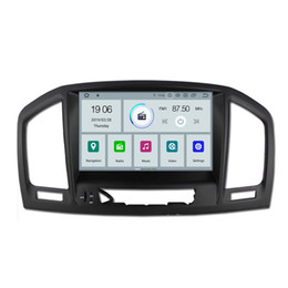 "Tuner Android UK - COIKA 8"" Quad Core Android 9.0 System Auto Car DVD For Opel Insignia Vauxhal Chevrolet Vectra Buick Regal With 2G+16G BT GPS Navi Radio"