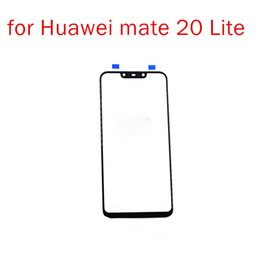$enCountryForm.capitalKeyWord NZ - for Huawei mate 20 Lite Touch Screen Glass Sensor Panel Front Glass Panel Digitizer Touchpad mate 20 lite Repair Spare Parts