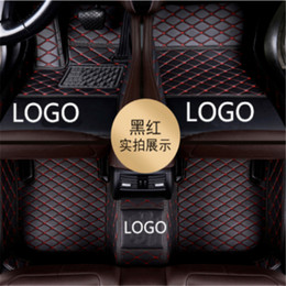$enCountryForm.capitalKeyWord NZ - Mercedes-Benz C-class 2010-2018 car anti-slip mat luxury surrounded by waterproof leather wear-resistant car floor mat with logo