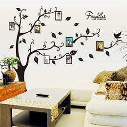 $enCountryForm.capitalKeyWord Australia - 120X170CM Photo Tree Frame Wall Sticker for Family Decoration