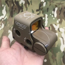 Ingrosso EOTECH EXPS3 Holographic 558 Sight Red Film + IR ad alta trasmissione della luce IPMOD Quick Release 553 551
