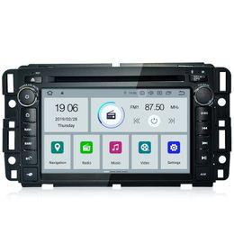 "Discount car dvd gps chevrolet - 7"" Android 9.0 Car DVD Touch Stereo 4-Core For GMC Savana Sierra Acadia Denali Yukon Chevrolet Traverse Chevy 2+16G"