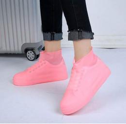 $enCountryForm.capitalKeyWord Australia - Waterproof Reusable Rain Shoes Covers Rubber Slip-resistant Rain Boot Overshoes Men&Women Shoes Accessories