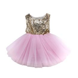 $enCountryForm.capitalKeyWord Australia - Baby Girls Formal Dresses Hot Sale Sequins Dress For Girls Kids Baby Girl Tutu Pageant Party Dress Girl Gown Bridesmaid Vestidos