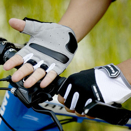 $enCountryForm.capitalKeyWord Canada - Summer Style High Elastic Nylon Breathable Mesh Half-finger Outdoor Sports Cycling Gloves Riding Gloves Wear-resisting Non-slip