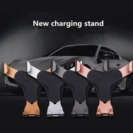 $enCountryForm.capitalKeyWord Australia - Fashion New In-car Vents Creative Phone Mounts Gravity Sensor Mobile Phone Bracket New Interior Auto Accessories car
