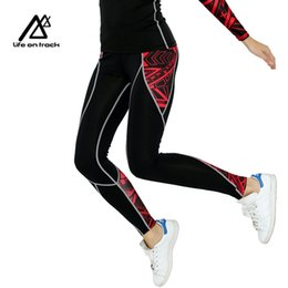 $enCountryForm.capitalKeyWord Australia - Brand Women Yoga Pants Gym Fitness Print Compression Tights Clothing Sweat Running Sportswear Female Slim Legging (Pant only)