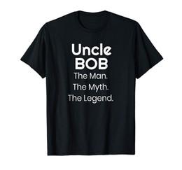 $enCountryForm.capitalKeyWord Australia - Uncle Bob The Man The Myth The Legend Black T-shirt S-3XL jacket croatia leather tshirt