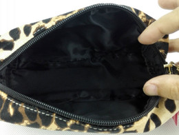 v designer bag Canada - V&S Velvet V ictoria Receipt Bag New Purse Wholesale Leopard Makeup Vspink Cosmetic Case Organizer Bag Handbag Pkpor