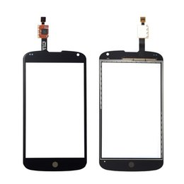 "Replacement Touch Screen Panel Nexus Australia - Replacement parts 4.7"" For LG Optimus Google Nexus 4 E960 Touch Screen Digitizer Sensor Outer Glass Lens Panel"