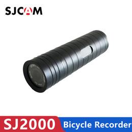 Action Camera Original Sjcam UK - Original SJCAM SJ2000 Sports Action Camera 30M Waterproof 1080P Full HD Cycling Helmet Mini Outdoor Sport DV