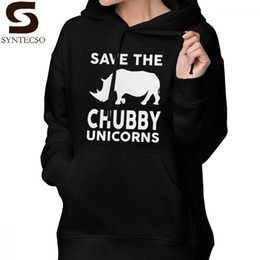 $enCountryForm.capitalKeyWord NZ - Save The Chubby Unicorns Hoodie Save The Chubby Unicorns Hoodies Over Sized Cotton Hoodies Women Sexy Printed Pullover Hoodie