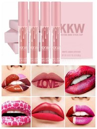 classic lipsticks NZ - Makeup 12 colors Matte Lip Gloss Lips Lustre Liquid Lipstick natural long lasting waterproof lipgloss Cosmetics