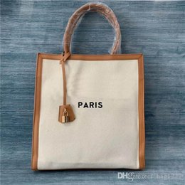 $enCountryForm.capitalKeyWord NZ - Global Free Shipping Classic Luxury Accessories Fabric Tote Bags Highest Quality Tote Size 39cm 37cm 8cm