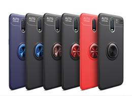 $enCountryForm.capitalKeyWord Australia - Ultra Slim Magnet Finger Ring Kickstand Soft Case For Oneplus 7 7 Pro One plus 6T 6