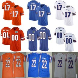 259619e11a33 Mens Florida Gators Tim Tebow College Football Jerseys stitched  22 Emmitt  Smith Florida Gators NCAA throwback Jersey S-3XL
