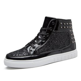 5c1af609f5b9 Cool High Tops Shoes UK - Luxury Designer Fashion Women High Top Sneakers  for Men Cool