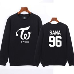 Story O Clothing Australia - Minatozaki Sana hoodies Twice 96 sweat shirts The story begins unisex clothing Pullover coat Outdoor autumn jacket Spring sweatshirts