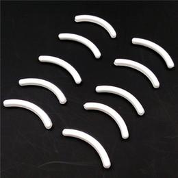 $enCountryForm.capitalKeyWord Australia - 10pcs Replacement Eyelash Curler Refill Rubber Pads Makeup Curling Styling Tools