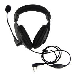 $enCountryForm.capitalKeyWord UK - VOX Headset Earpiece For KENWOOD WOUXUN QANSHENG PUXING BFUV5R H555 TYT Ham Radio Walkie Talkie C0134A Fshow