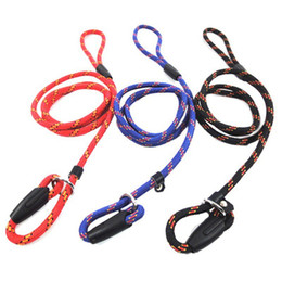 Extra small lEd collars online shopping - Pet Products For Large Dog Leash Collar Harness Puppy Cat Accessories Breakaway Pet Dog Leash Lead Basic Collars New