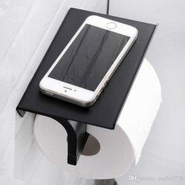 Ingrosso Accessori per il bagno della piattaforma del telefono dell'acciaio inossidabile del supporto 304 della parete della carta igienica di colori multipli