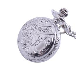 $enCountryForm.capitalKeyWord UK - Personality Fashion Retro Large Pocket Watch Engraved Quartz Pocket Watch Relogio Masculino Men Reloj Hombre Bayan Kol Saati
