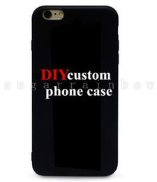 $enCountryForm.capitalKeyWord UK - Custom Design DIY Logo Photo Hard Phone Case For 5 5S SE 6 6S 7 Plus Customized Printed Back Cover
