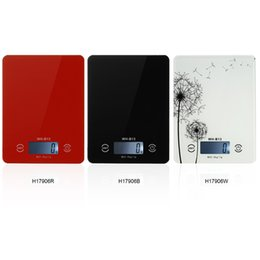 $enCountryForm.capitalKeyWord Australia - Electronic Kitchen Scale 5KG 1g Digital Kitchen Scale LED Food Balance Household Weight Scale for Baking Cooking
