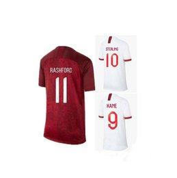 a09c1c8c1d1aff 2019 ENGLAND WOMEN SOCCER JERSEYS WORLD CUP HOME WHITE AWAY RED Camiseta De  Futbol 19 20 JERSEY FOOTBALL SHIRTS Maillot De Foot