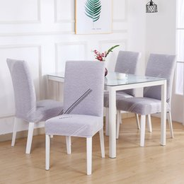 $enCountryForm.capitalKeyWord UK - Printed Chair Cover Slipcovers Elegant Strech Chair Protector Dining Room Wedding Banquets Party Home Kitchen Decoration-MEB