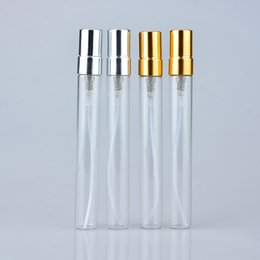 Spray clean online shopping - 10m Glass bottle Spray Refillable Fragrance Perfume Empty Scent Fine Mist Bottle Clean Cloth for Travel Party Portable Makeup Tool