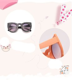 funny frames Australia - Girls Shinny Design Child Goggles Cute Small Plastic Frame Goggles Toddler Kids Eyeglasses Baby Children Funny Sunglasses for Beach Outdoor