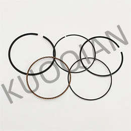 Wholesale bored engine online – design KUOQIAN set mm Bore Size Piston Ring For CFmoto CF500 CF188 ATV UTV Engine spare Parts Go Kart A0