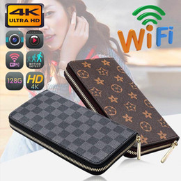 $enCountryForm.capitalKeyWord Australia - 4K Super HD wallet WiFi Camera, 4096x2160P Wireless IP P2P Top Handle HangBag Cam Custom DIY HD High Definition DVR Camera Up to 128GB PQ550