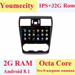 $enCountryForm.capitalKeyWord Australia - Youmecity Android 8.1 Car DVD for Forester WRX 2013-2015 3G 4G GPS radio video Multimedia player Capacitive IPS Screen