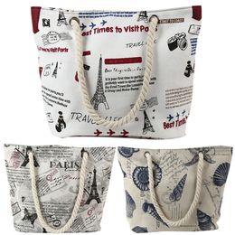 $enCountryForm.capitalKeyWord Australia - 1Xiniu Women's Beach Printing Shoulder Bags Large Capacity Women Canvas Bags