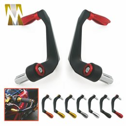 $enCountryForm.capitalKeyWord NZ - For Kawasaki Motorcycle CNC Brake Clutch Levers Protector Falling Protection For Honda Suzuki Yamaha hand Protect Guard System