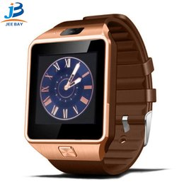 $enCountryForm.capitalKeyWord Australia - Bluetooth Smart Watch Phone DZ09 With TF Card Camera Sim SmartWatch Android Phone Call Bracelet Smart Watch for Android Phone