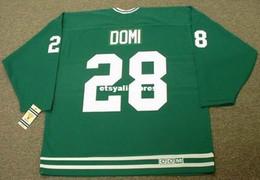 $enCountryForm.capitalKeyWord NZ - custom Mens TIE DOMI Toronto St. Pats CCM Jerseys Vintage Cheap Retro Hockey Jersey