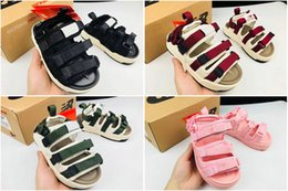 $enCountryForm.capitalKeyWord Australia - 4 model colors kids Sandals Fashion children Summer Slippers Beach Outdoor Shoes for boy and gril Trendy Sports Beach Shoes sizes 28-37